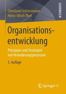 Christiane Schiersmann: Organisationsentwicklung, Buch