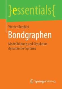 Werner Roddeck: Bondgraphen, Buch