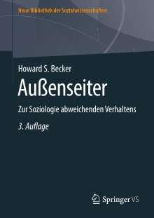 Howard S. Becker: Außenseiter, Buch