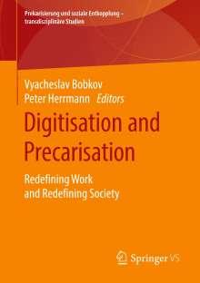 Digitisation and Precarisation, Buch