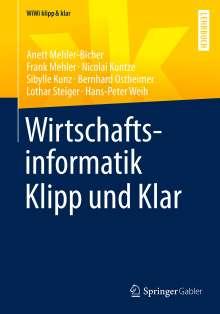 Anett Mehler-Bicher: Wirtschaftsinformatik Klipp und Klar, Buch
