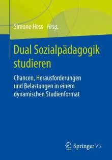 Dual Sozialpädagogik studieren, Buch