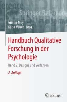 Handbuch Qualitative Forschung in der Psychologie, Buch