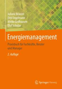 Juliane Bränzel: Energiemanagement, Buch