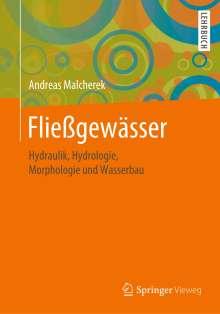 Andreas Malcherek: Fließgewässer, Buch