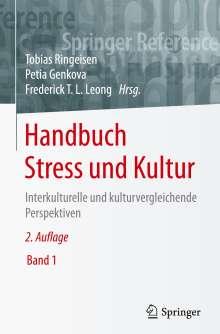 Handbuch Stress und Kultur, 2 Bücher