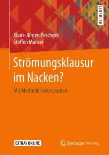 Klaus-Jürgen Peschges: Strömungsklausur im Nacken?, Buch