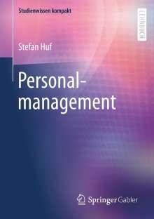 Stefan Huf: Personalmanagement, Buch