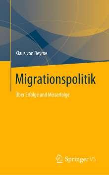 Klaus Von Beyme: Migrationspolitik, Buch