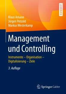 Klaus Amann: Management und Controlling, Buch