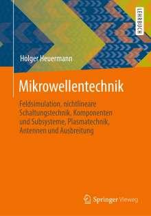 Holger Heuermann: Mikrowellentechnik, Buch