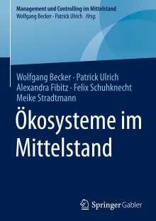 Wolfgang Becker: Ökosysteme im Mittelstand, Buch
