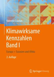 Valentin Crastan: Klimawirksame Kennzahlen Band I, Buch