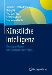 Johannes Graf Ballestrem: Künstliche Intelligenz, Buch