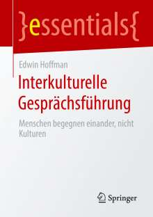 Edwin Hoffman: Interkulturelle Gesprächsführung, Buch