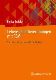 Philipp Steibler: Lebensdauerberechnungen mit FEM, Buch