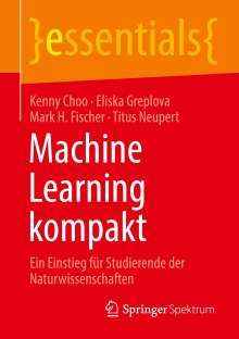 Kenny Choo: Machine Learning kompakt, Buch