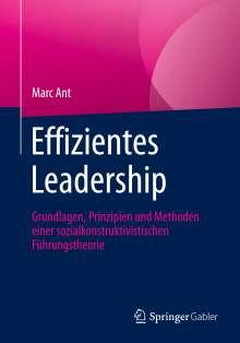 Marc Ant: Effizientes Leadership, Buch