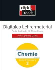 Claudia Bohrmann-Linde: Chemie neu 2 click & teach Box Baden-Württemberg, Diverse