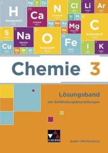 Michaela Kern: Chemie Baden-Württemberg LB 3 mit GBU, Buch