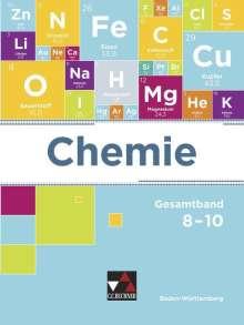 Hans-Jürgen Jäger: Chemie Baden-Württemberg 8-10, Buch