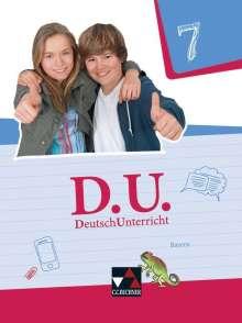 Julia Brehm: D.U. DeutschUnterricht 7. Lehrbuch Bayern, Buch
