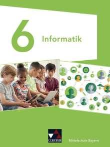 Thomas Ernst: Informatik 6 Schülerbuch Mittelschule Bayern, Buch