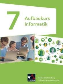 Susann Egelhaaf: Aufbaukurs Informatik differenzierende Ausgabe Baden-Württemberg, Buch