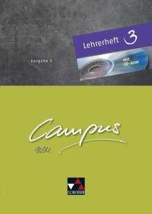 Diana Lohmer-Lößl: Campus B Lehrerheft 3 - neu, Diverse