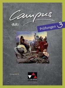Christian Zitzl: Campus B Prüfungen 3 - neu, Buch