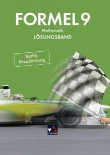 Grit Ehlert: Formel 9 Berlin/Brandenburg Lehrerband, Buch