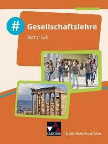 Mehmet Akyazi: #Gesellschaftslehre 5/6 Nordrhein-Westfalen, Buch
