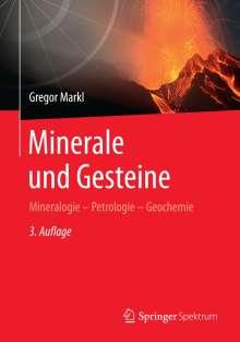 Gregor Markl: Minerale und Gesteine, Buch