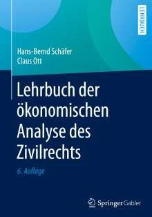 Claus Ott: Lehrbuch der ökonomischen Analyse des Zivilrechts, Buch