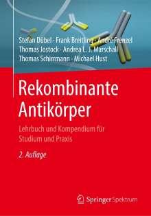 Stefan Dübel: Rekombinante Antikörper, Buch
