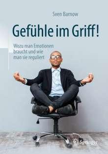 Sven Barnow: Gefühle im Griff!, Buch