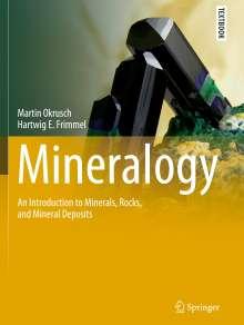 Martin Okrusch: Mineralogy, Buch