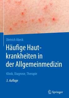 Dietrich Abeck: Häufige Hautkrankheiten in der Allgemeinmedizin, Buch