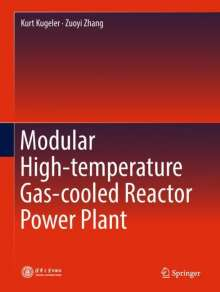 Zuoyi Zhang: Modular High-temperature Gas-cooled Reactor Power Plant, Buch