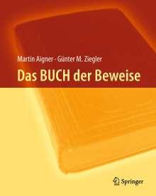 Martin Aigner: Das BUCH der Beweise, Buch