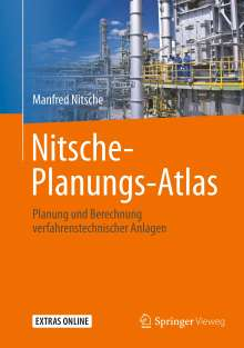 Manfred Nitsche: Nitsche-Planungs-Atlas, Buch