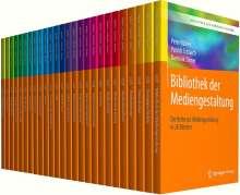 Peter Bühler: Bibliothek der Mediengestaltung, Buch