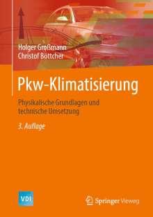 Holger Großmann: Pkw-Klimatisierung, Buch