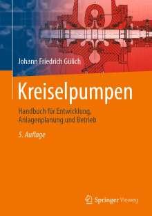 Johann Friedrich Gülich: Kreiselpumpen, Buch