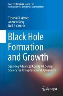 Neil J. Cornish: Black Hole Formation and Growth, Buch