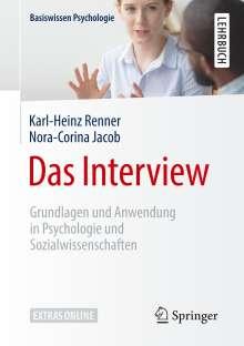 Karl-Heinz Renner: Das Interview, Buch