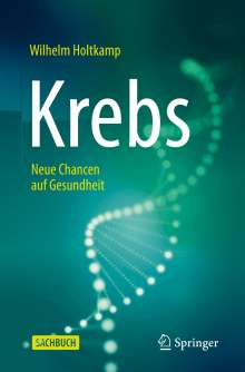 Wilhelm Holtkamp: Krebs, Buch