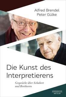 Alfred Brendel: Die Kunst des Interpretierens, Buch