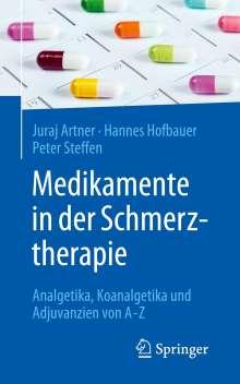 Juraj Artner: Medikamente in der Schmerztherapie, Buch