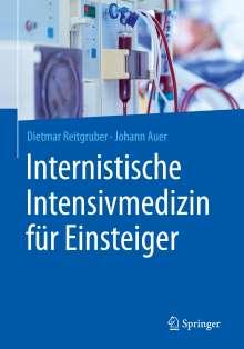 Johann Auer: Internistische Intensivmedizin für Einsteiger, Buch